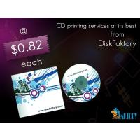 China CD Replication, CD Printing & CD Duplication In USA on sale