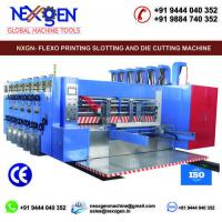 Quality TWO COLOUR FLEXO PRINTER SLOTTER WITH RDC for sale