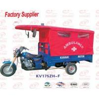 200CC Air cooled engine ambulance motor tricycle
