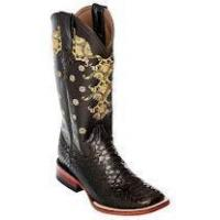China Ferrini Women's Python Western Boots 80693-09 wholesale