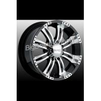 Buy cheap Custom Rims INCUBUS WHEELS EMR 501 POLTERGEIST - 18 INCH 18X8.5 BLACK RIMS WITH MACHINED FACE-Rims from wholesalers