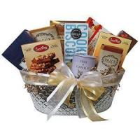 China Gift Baskets Get Well Gift Basket - Soothing with Sweets on sale