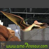 China Hot sell !garden decoration dinosaur pterosaur statue on sale
