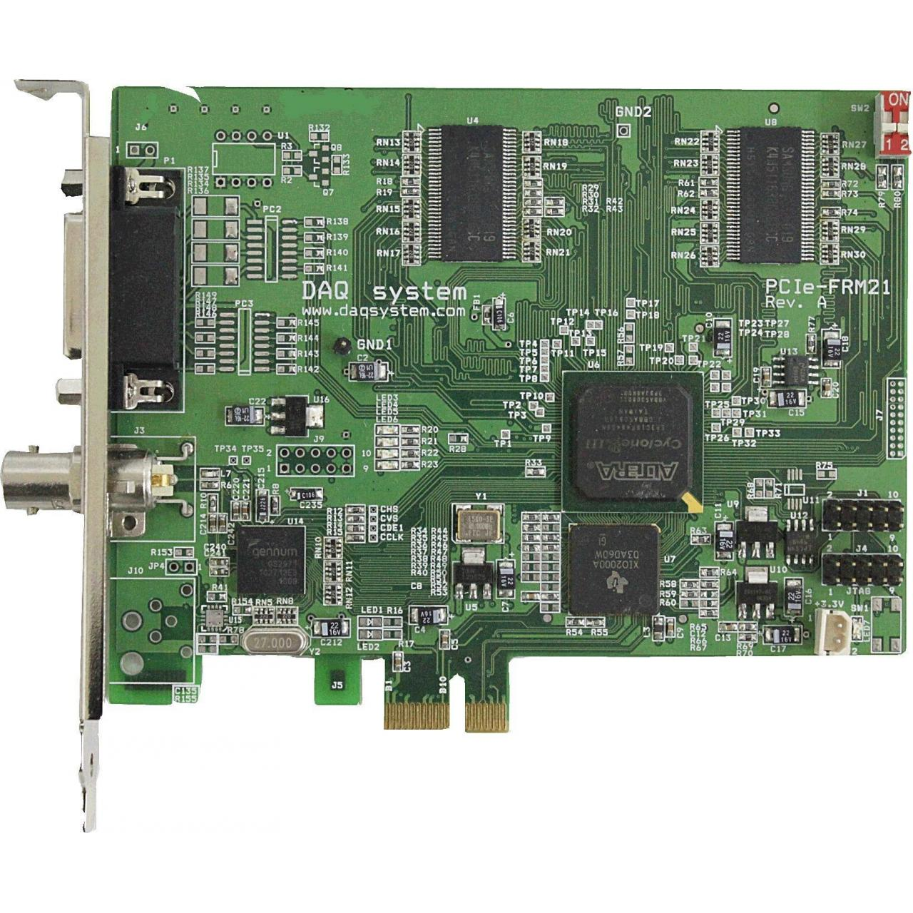 Buy cheap PCIe-FRM21 HD-SDI Frame Grabber from wholesalers