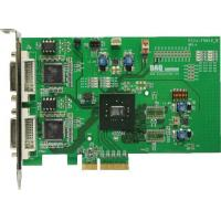 Buy cheap PCIe-FRM16_B High Speed Dual DVI Frame Grabber from wholesalers