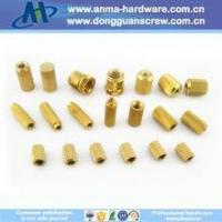 Quality Best price in China knurled insert nut for plastic mold for sale