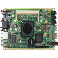 Buy cheap EMB-CPU03 AMD Geode Processor Single Board Computer from wholesalers