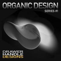 Quality Organic Design Series - Drawer Handles for sale