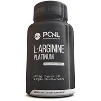 China PacificCoast NutriLabs 2100mg L-Arginine, All-Nature Muscle Mass Formula, Free Ebook, 120 Capsules on sale