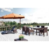 Quality Patio Furniture Outdoor Patio Dining Set for sale