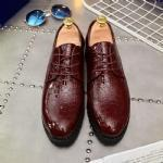 China oxford shoes men leather shoes on sale