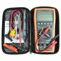 M018 VC87 for motor drives tester vs famous 87V VSD duty True RMS Auto Range digital multimeter