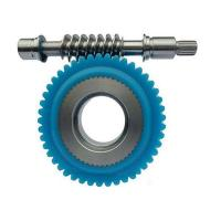 Buy cheap Spur gear Worm gear shaft - copy from wholesalers