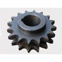 Buy cheap Spur gear Chain and sprocket from wholesalers