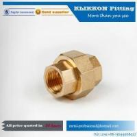 China china Threaded Flex Hoses Red Brass BSPP BSPT BSPF RP Metric UNF UNC Fittings wholesale