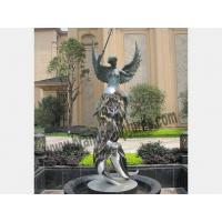 Buy cheap Huge Bronze Casting Statue for Outdoor Fountain Decoration from wholesalers