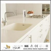 Quality Rose Cream Marble Floor Tiles for Bathroom Decoration for sale