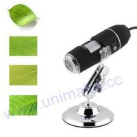 China 1000X biological and portable camera, digital microscope measure software on sale