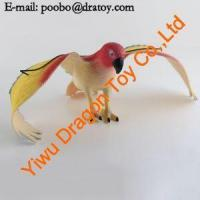 Plastic Attractive Animal Bird/parrot/Owl/Peacock/Eagle Pet Toy