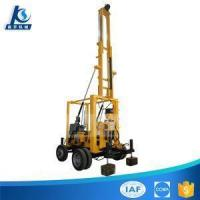 Quality Self-travel Trailer Type Geological Exploration BQ NQ HQ Gold Mine Sample Wire-line Core Drilling Ma for sale