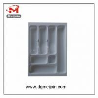 Quality Kitchen Cutlery Trays Drawers 400mm Cabinet MJ-400-3 for sale