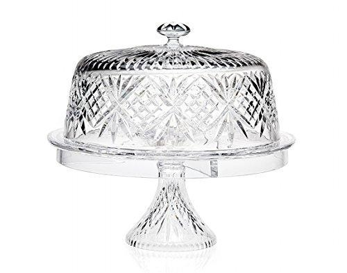Buy Godinger Dublin 4 In 1 Cake Dome at wholesale prices