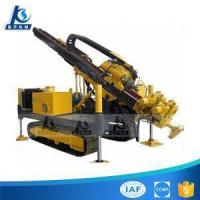 Quality Diesel Engine Full Hydraulic Crawler Anchoring Engineering Rig for sale