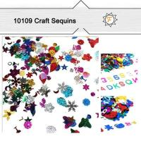 Quality Multi-color Size and Shapes Bulk DIY Safe Perfect Sequins for Craft Supplies for sale