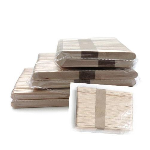 "Buy 4-1/2"" DIY natural birch wood craft Sticks pack of 1000ct for arts and crafts at wholesale prices"