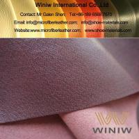 Quality Highest Quality PU Faux Pigskin Leather Lining for Shoes for sale