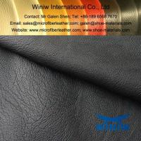 Quality High Quality PU Faux Leather for Leather Jackets for sale
