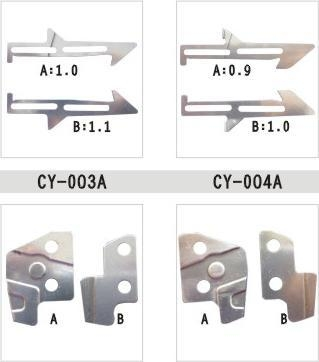 Quality Finger blade series-A for sale