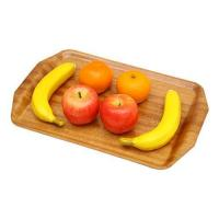 China Bamboo Fruit Serving Tray on sale