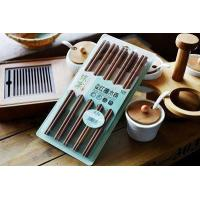Buy cheap Wooden Rose Chopsticks from wholesalers