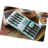 Buy cheap Wooden Printing Chopsticks from wholesalers