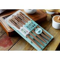 Buy cheap Pear Wooden Chopsticks from wholesalers