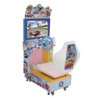 Quality Car driving simulator coin operated game machine for sale