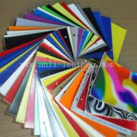 Quality Peeling Resistant Pvc Leather For Ball, Ball Leather for sale