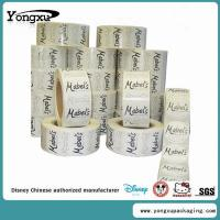 Quality white paper roll stickers(AR4-1) for sale