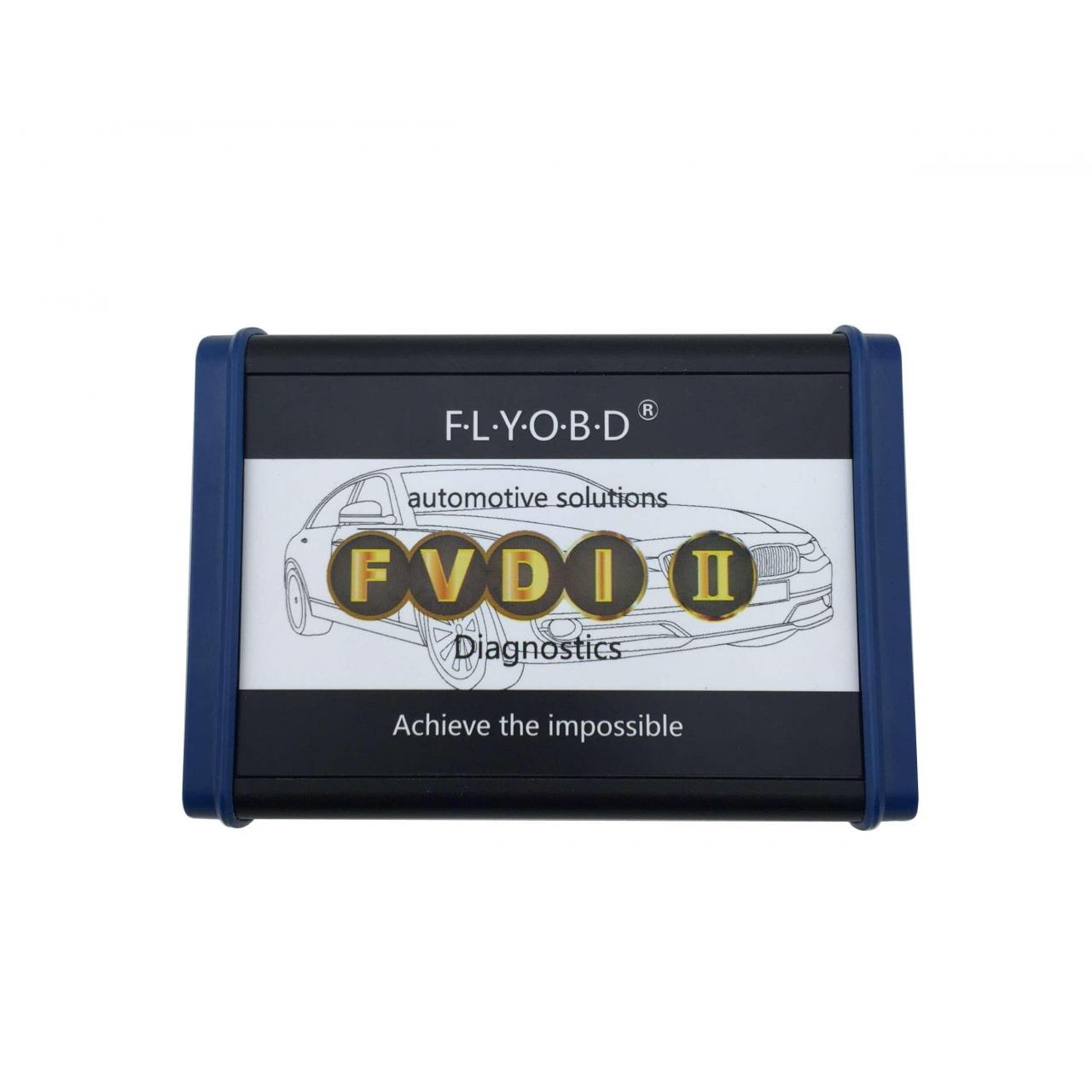 Quality Automotive Electronics FVDI 2 FULL Version equal FVDI V2016 FULL Version for sale