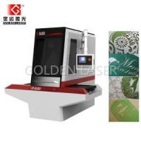 Quality CO2 Laser Paper Cutter Machine for sale