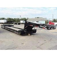 Quality NEW 2016 TALBERT 55 TON LOWBOY LOWBOY TRAILER FOR SALE IN VOORHEES, NJ for sale