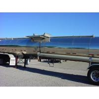 Quality USED 1998 BULK DOT 407 CHEMICAL - ACID TANKER TRAILER FOR SALE IN BEACH CITY, OH for sale