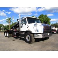 Quality USED 2017 FREIGHTLINER 114SD ROLL-OFF GARBAGE TRUCK FOR SALE IN GLENMOORE, PA for sale