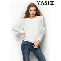 Fashion Long Sleeve Casual Women Blouse for Summer