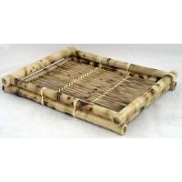 China Bamboo Tray For Tea Sets and Sake Sets MED Part NumberPLM004M on sale