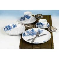Quality SQUARE SHAPE DINNER SET TP24CD-A8618 for sale