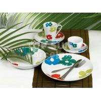 Quality SQUARE SHAPE DINNER SET TP24CD-A8622 for sale