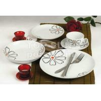 Quality SQUARE SHAPE DINNER SET TP20CD-A8649 for sale
