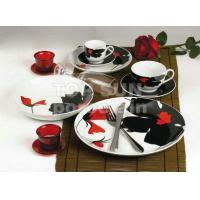 Quality SQUARE SHAPE DINNER SET TP-W8613 for sale
